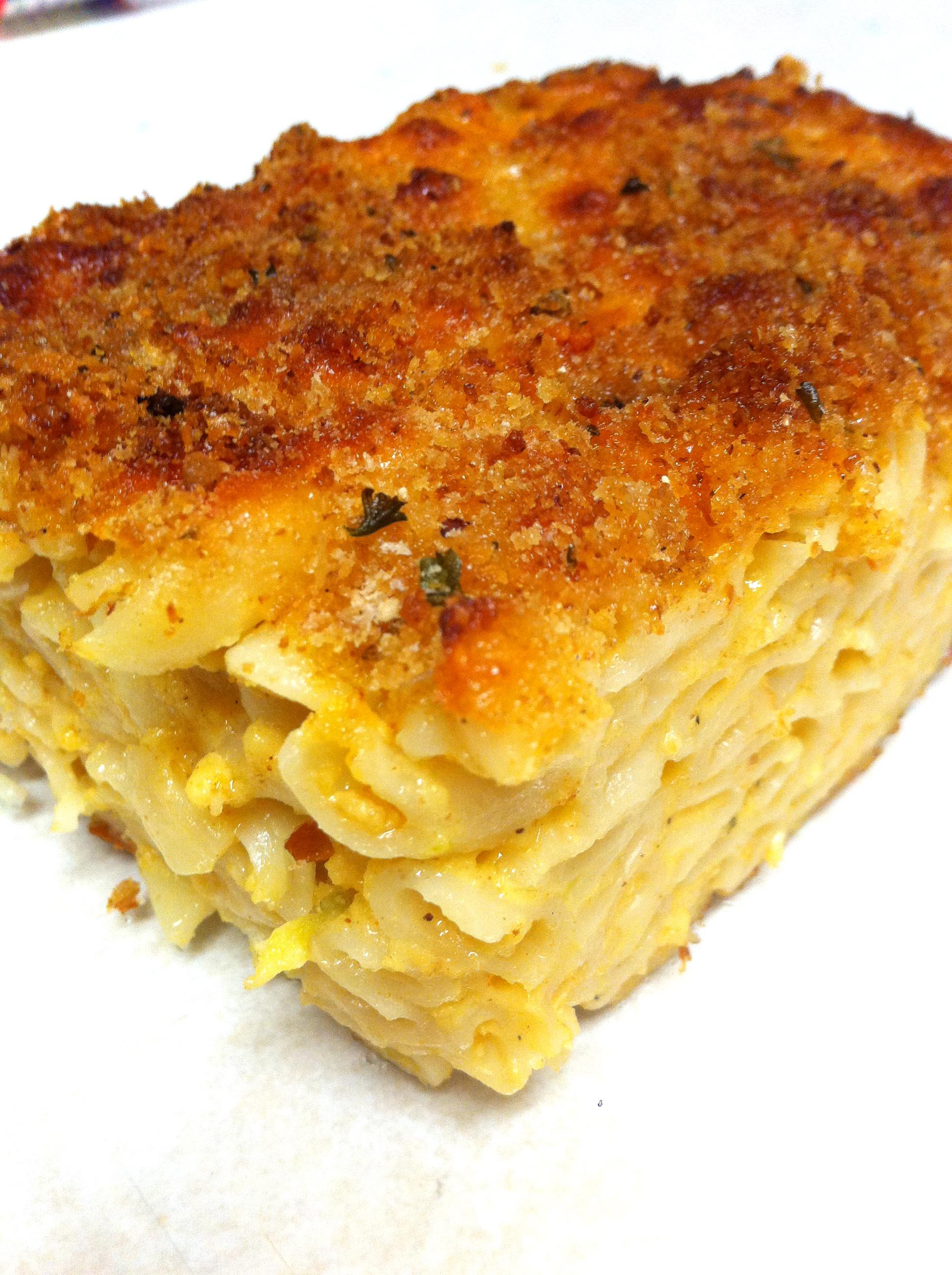 West Indian Macaroni Pie – IamSimplyTia
