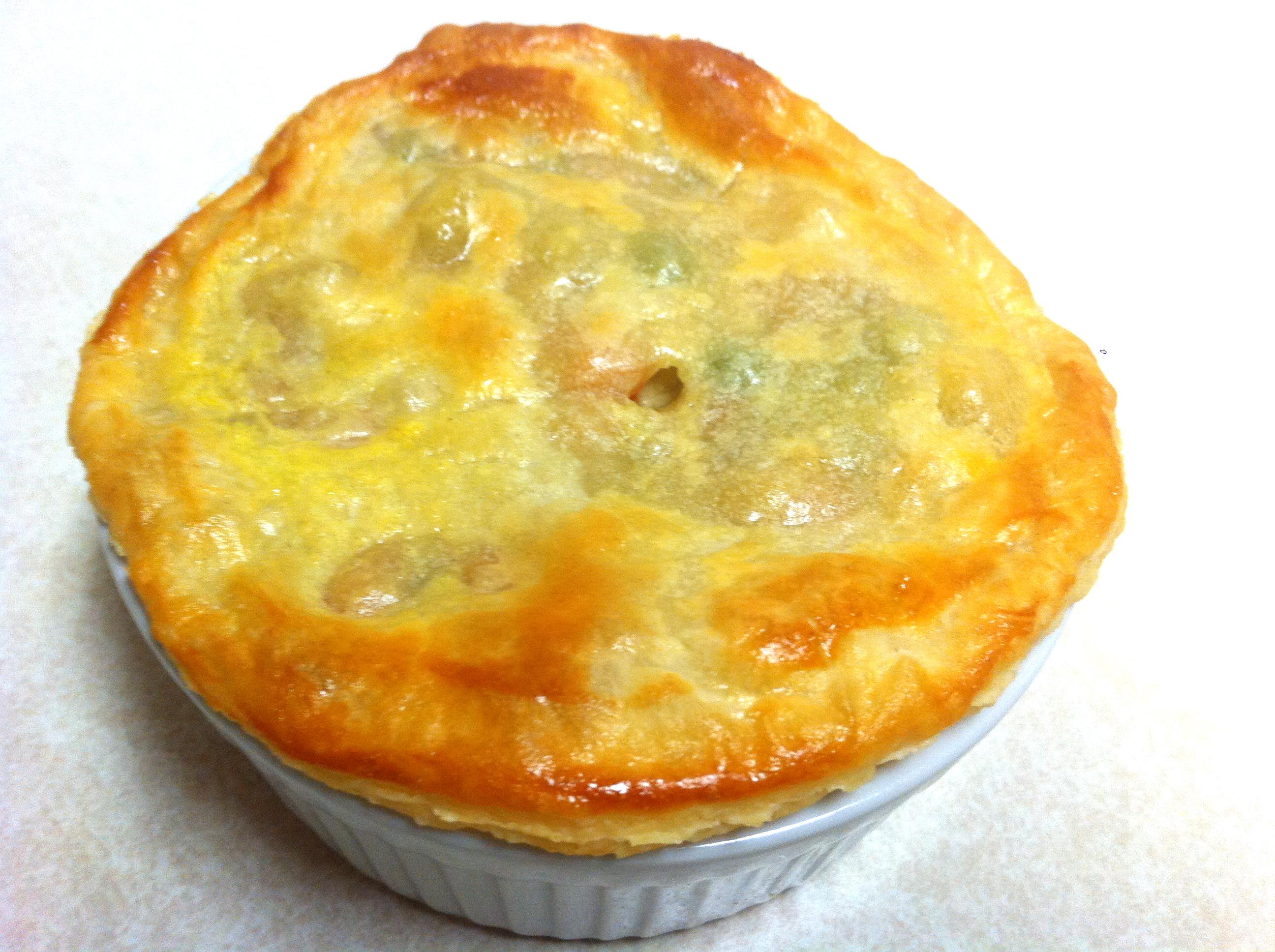Individual Chicken Pot Pies | IamSimplyTia