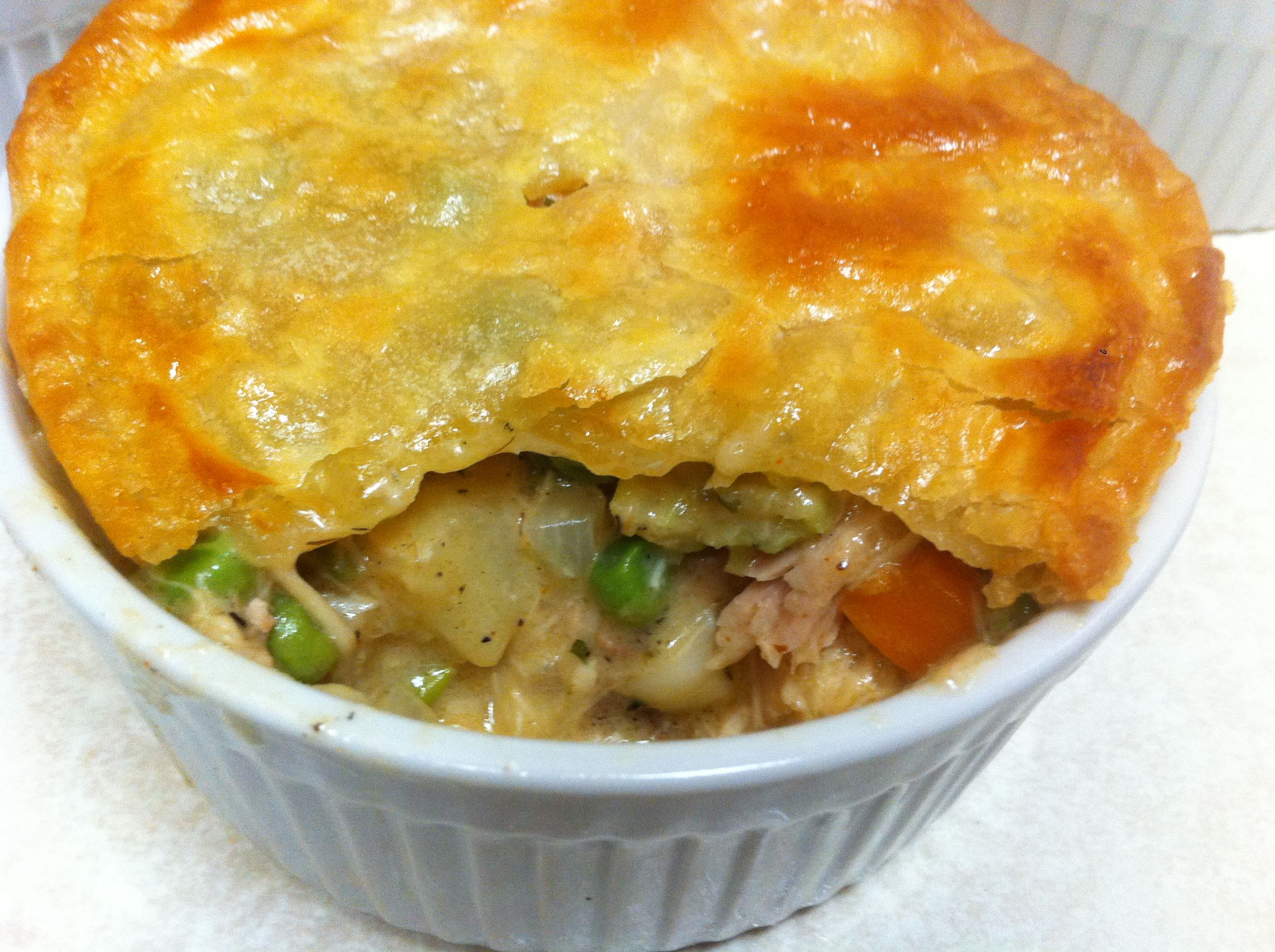 Individual Chicken Pot Pies Recipes — Dishmaps