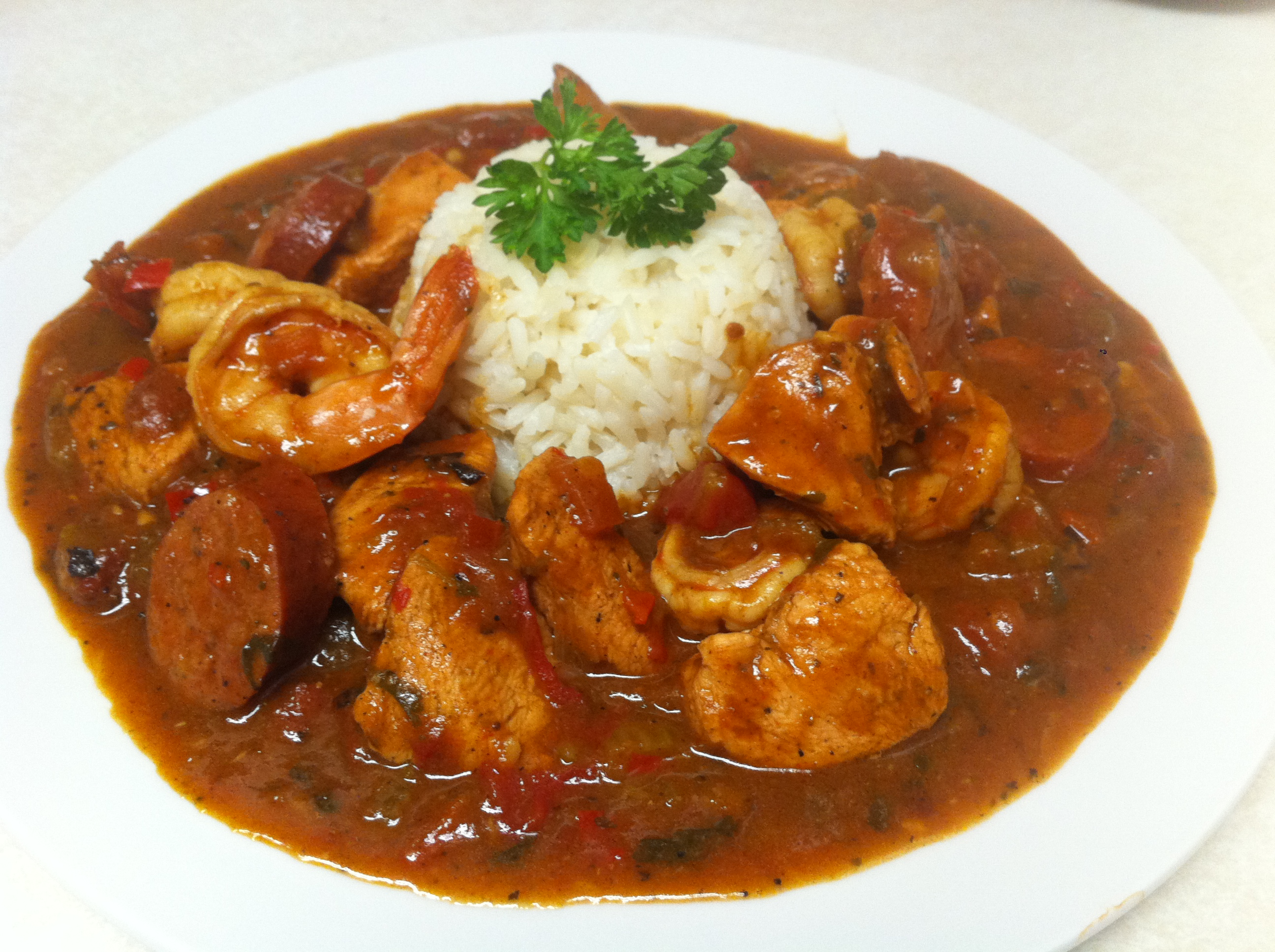 shrimp and okra gumbo shrimp and and ouille grits shrimp and and ...