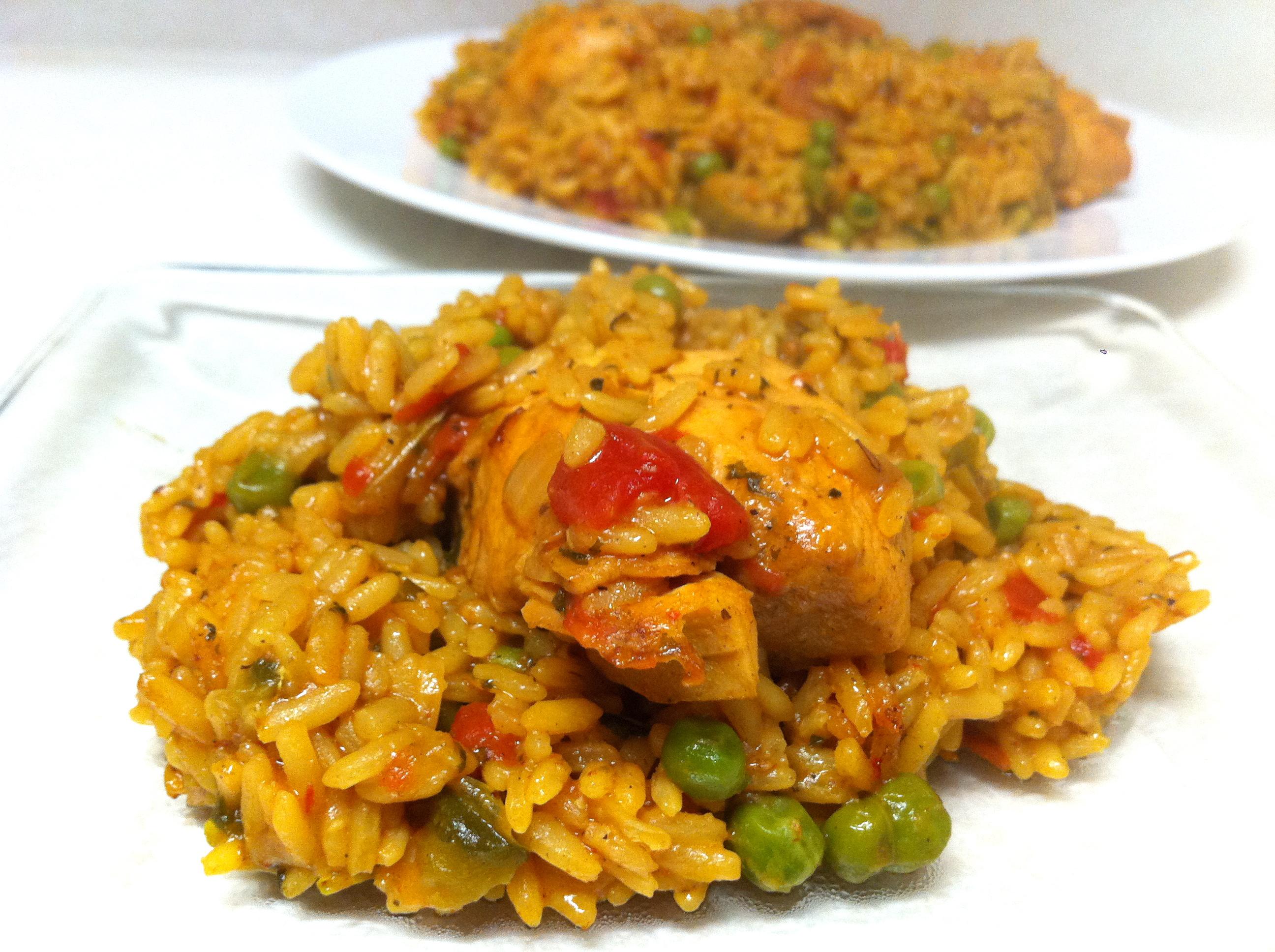 Arroz Con Pollo Make arroz con pollo which